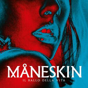 Maneskin - Il Ballo Della Vita - Vinile (vinile colorato blu -  edizione limi...