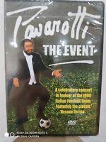 Luciano Pavarotti: The Event DVD NUOVO SIGILLATO