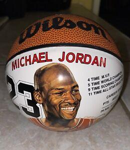 Michael Jordan Collector's Basketball