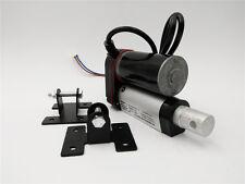 "25mm 1"" inch Heavy Duty Linear Actuator Motor 10mm/s DC 12V 220LBS TV Lifter"
