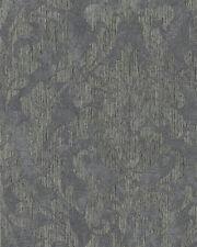 Marburg Tapete Nabucco 58033 Ornamento Gris Oscuro Papel Pintado Fieltro