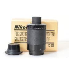 Nikon 2x Teleconversor TC-301 (Convertidor TC301)