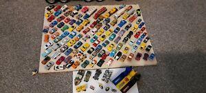 Micro Machines Huge Bundle, OVER 100 Vehicles Inc Ottos Truck