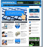 LinkedIn Marketing profitable website + unlimited Products affiliate store