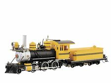 BACHMANN SPECTRUM ON30 DC 2-6-0 BUMBLE BEE LOCO PAINTED UNLETTERED # 25249 FS
