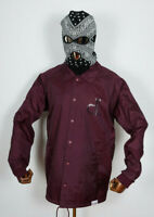 Diamond Supply Co Regen Coach Coaches Jacke Jacket Tonal Un Polo Burgundy in XL