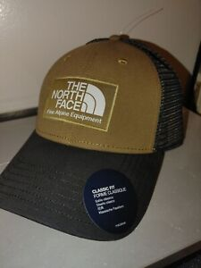 The NORTH FACE Mudder Trucker Hat (Bamboo yellow OS)