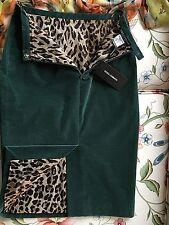 Dolce & Gabbana velvet slim skirt, NWT
