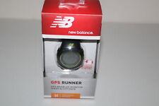 New Balance Gps Runner Monitor Speed & Distance Training Series 500086Nb no cord