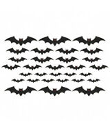 Bat Cutouts Value Pack Of 30 One Size
