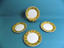 Staffordshire Tableware Savannah Salad Plates x 4