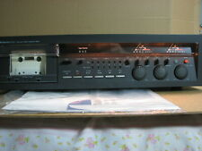 Nakamichi 581 3-Head Cassette Deck Serviced and Tested
