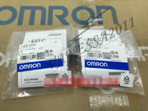 1PCS Omron E3T-CT14 E3TCT14 2m Photoelectric Switch New