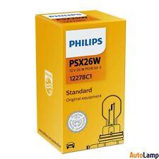 PHILIPS PSX26W Halogen Standard 12V 26W PG18.5d-3 Tagfahrlicht 12278C1 Single