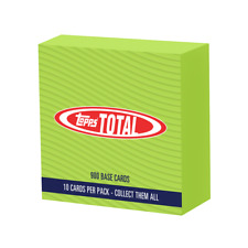 Topps Total 2019 Wave 3, 4, 5 & 6 - Cards In Stock - More Your Buy More You Save