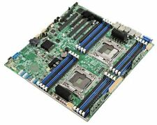 Intel S2600CWTR Server Motherboard Intel LGA2011-3(2), Intel DH82029 PCH