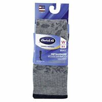 Dr. Scholl's Women's Travel Knee High Socks with, Gray Paisely, Size 4.0 IRfn