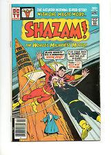 Shazam! #28 1ST APP BLACK ADAM (Dwayne Johnson The ROCK)! 1977, DC Fn+ 6.5 RARE!