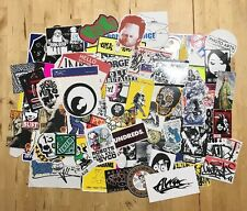 MEGA LOT!! 120 Graffiti Street Art Skate Stickers Obey No Barry McGee Kaws