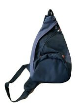 Swiss Gear Mono Sling black/red/grey Crossbody Bag Backpack three pocket