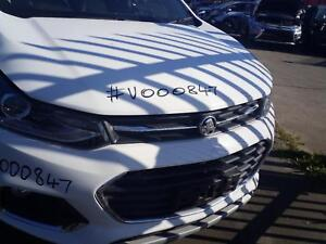 HOLDEN TRAX 2017 VEHICLE WRECKING PARTS ## V000847 ##