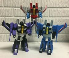 MakeToys - Meteor, Stormcrow, and Lightning - Masterpiece Transformer US SELLER