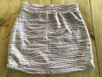 Sparkle And Fade Urban Outfitters Blush Skirt Size S - Lined - Beautiful!! EUC