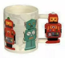 Robot High Quality Coffee Tea Mug With Gift Box Brand New
