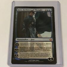 Magic the Gathering MTG Jace Architect of Thought Ravnica Mythic Nr Mint