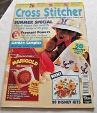 A CROSS STITCHER MAGAZINE ONLY (NO FREE GIFT) AUGUST 1996 ISSUE 46
