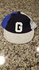 fda450a7962 GAP Baby   Toddler Boys Size 0-6M Blue   Gray Arch Baseball Navy Uniform