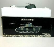 Minichamps PanzerKampfwagen V Panther Ausf. G 1:35 Scale With Box Read Notes