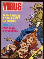 REVUE VIRUS N°4. Mai 1981.