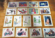 Royal Mail Post Office Stamp Postcards - Various Cards to Choose from. List 5