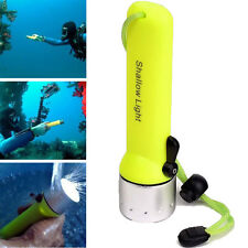 New Underwater XM-L T6 LED Diving Flashlight Torch Outdoor Camping Climbing Lamp