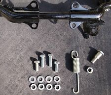 HONDA  CT70 K0-78 OEM Foot Peg Mounting Hardware Kit **New Honda Parts**