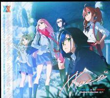 XX:ME-DARLING IN THE FRANXX ENDING COLLECTION VOL.1-JAPAN CD+DVD Ltd/Ed D73