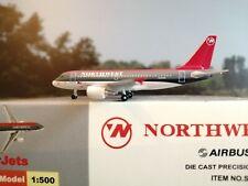 Starjets 1:500 Northwest A319 N301NB plus Herpa Wings Katalog **RARE**