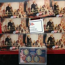 8 Set LOT of 2007-S PROOF Presidential Sets Original Boxes FIRST YEAR!