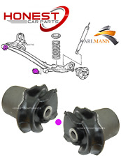 For TOYOTA PREVIA 2001-2006 REAR SUSPENSION AXLE TRAILING SUBFRAME ARM BUSH X2
