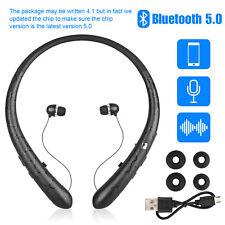 Bluetooth5.0 Headset Sport Stereo Wireless Headphone Earphone for iPhone Samsung