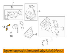 Buick GM OEM 2008 Enclave Air Cleaner Intake-PCV Valve Tube Hose 12594578