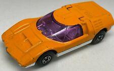 Matchbox Lesney Superfast No 66 Orange Mazda RX 500