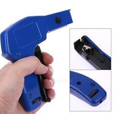 Nylon Cable Tie Gun Installation Tensioning Fastener Plastic Zip Cutting 165mm