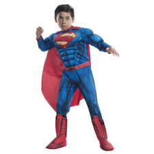 Rubie's Costume DC Superheroes Superman Deluxe Child Costume Large