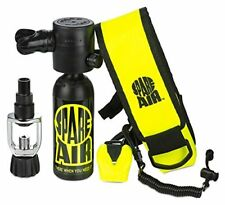 Spare Air 170 Emergency Breathing System Refill Adapter Scuba Tank Case Included