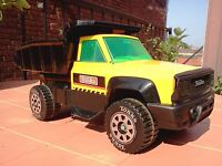 VINTAGE Tonka Tough Quarry Dump Truck #92207  1993