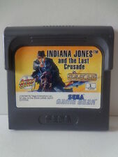 Game Gear Spiel - Indiana Jones and the Last Crusade (Modul)
