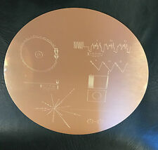 NASA VOYAGER 1 & 2 SPACECRAFT GOLDEN RECORD - limited stock