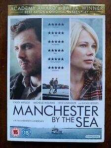 Manchester Par The Sea DVD 2016 Film Drame Largeur / Casey Affleck + Housse